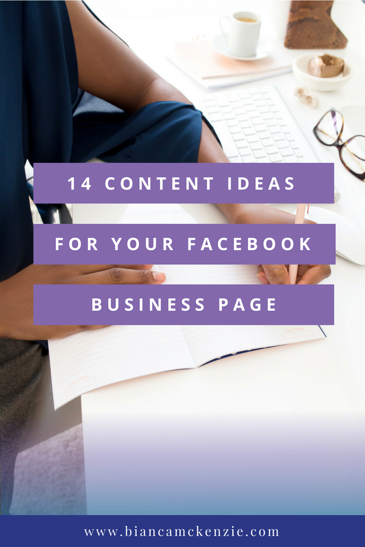 how to make a business facebook page for free