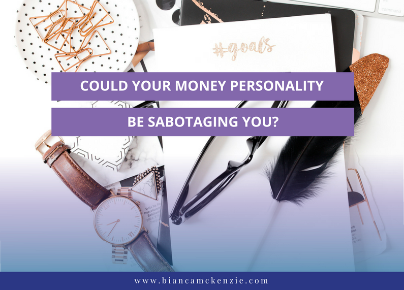 "Could Your ""Money Personality"" Be Sabotaging You?"