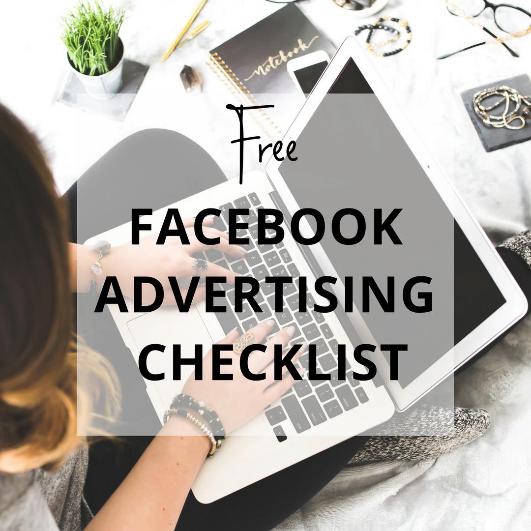 FB Ads checklist