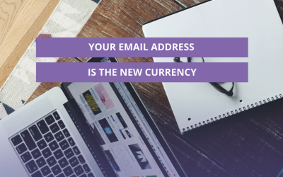 Your email address is the new currency