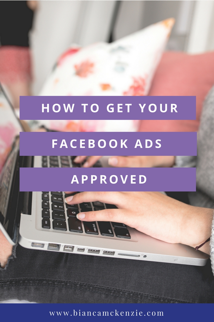 How to get your Facebook Ads approved