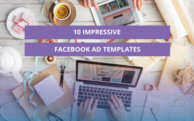 10 Impressive Facebook Ad Templates
