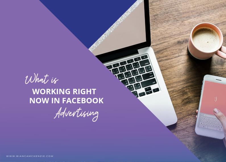 What is working right now in Facebook Advertising?