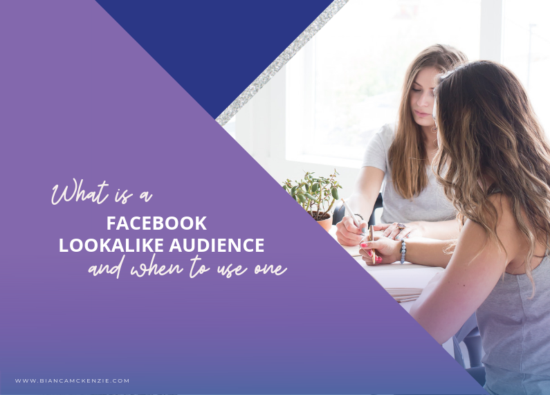 What is a Facebook Lookalike audience and when to use one?