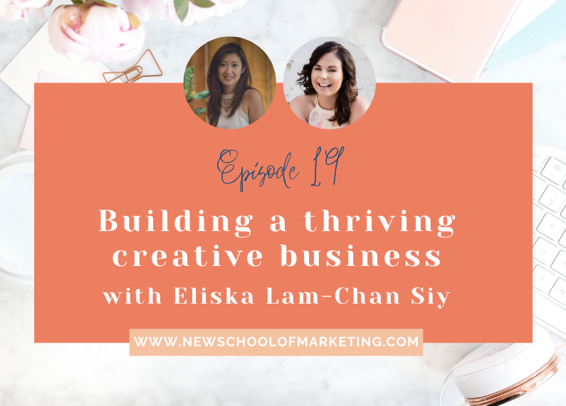 Building a thriving creative business with Eliska Lam-Chan Siy