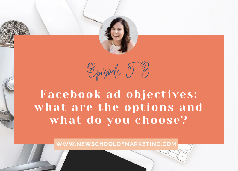 Facebook ad objectives: what are the options and what do you choose?
