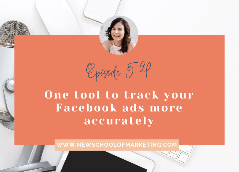 One tool to track your Facebook ads more accurately
