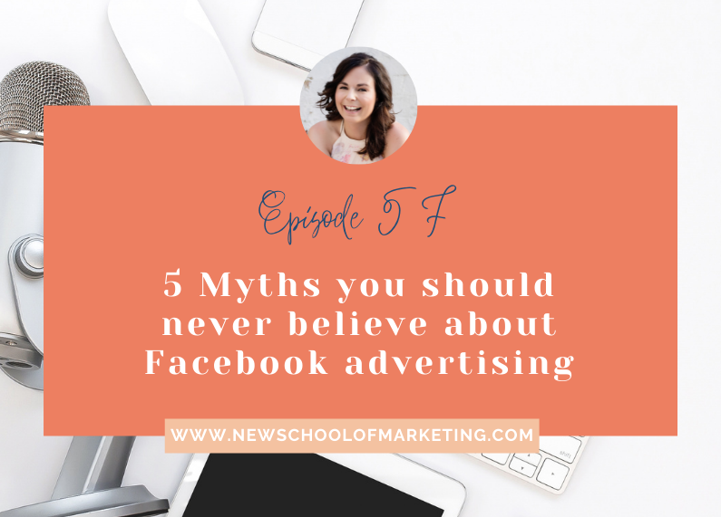 5 Myths you should never believe about Facebook advertising